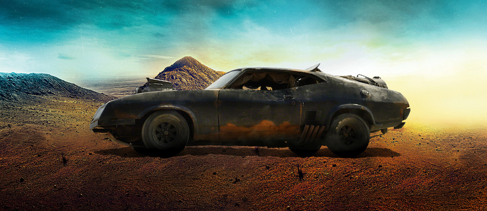 1 Mad Max Interceptor
