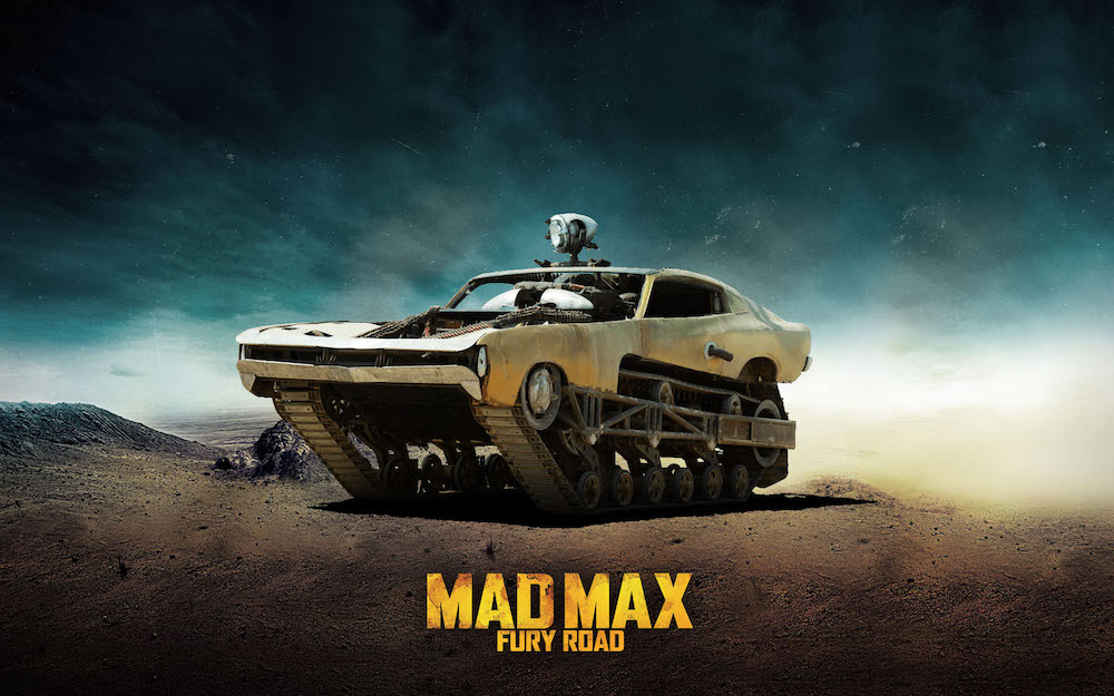4 Mad Max The peacemaker