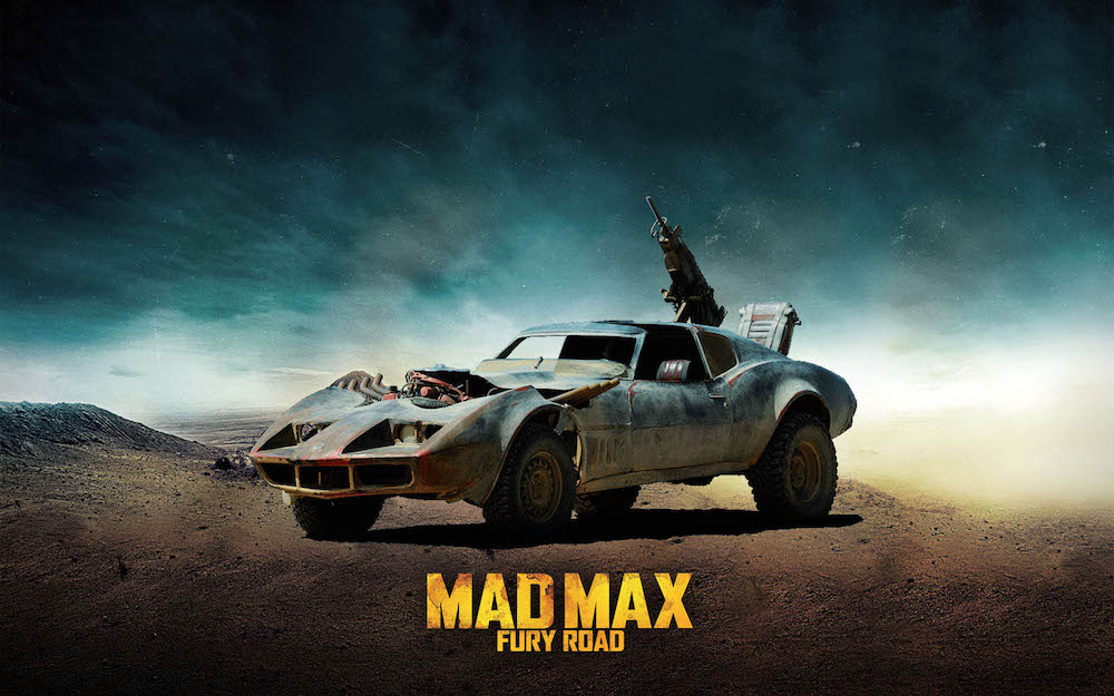 6 Mad Max Buggy Stingray