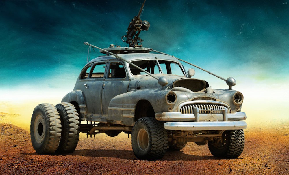 8 Mad Max Buick